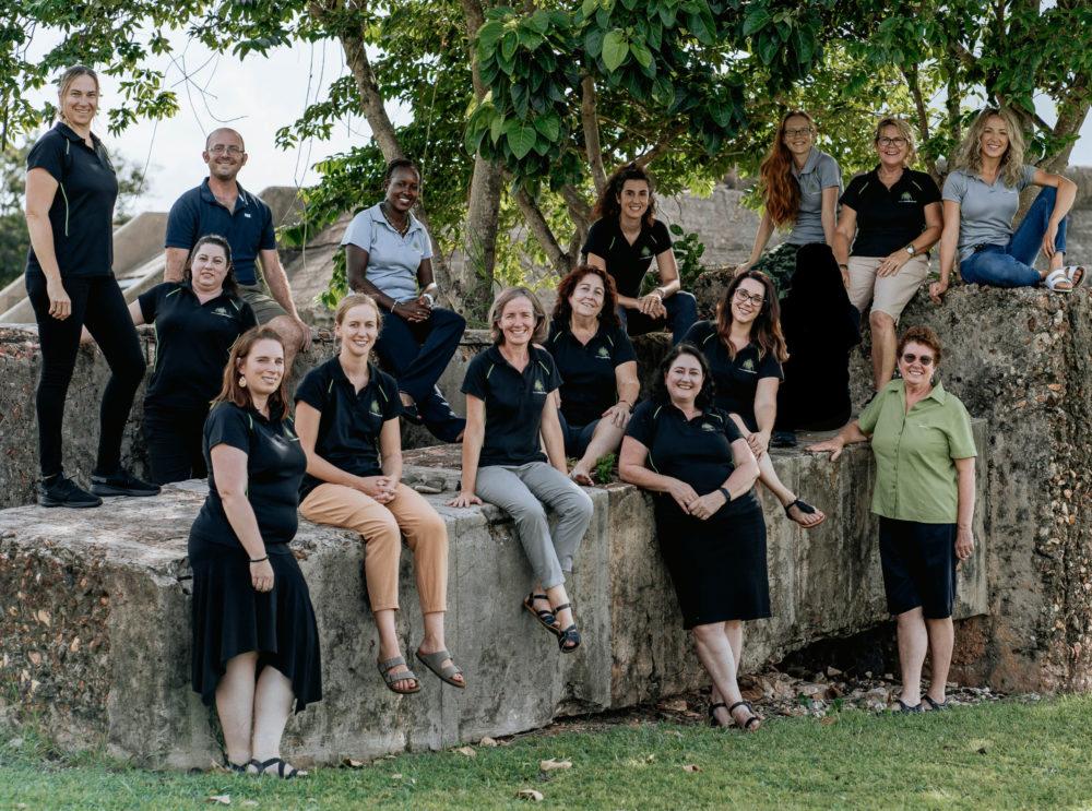 TTS staff